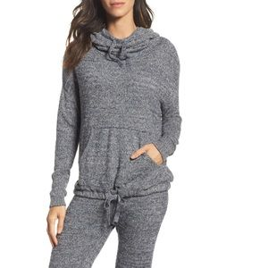 BAREFOOT DREAMS® CozyChic Lite® Hoodie/PULLOVER